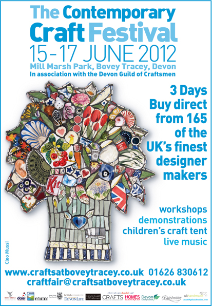 Bovey tracy Craft Fair  15th-17th June